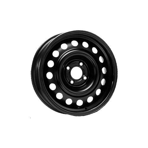 Фото - Колесный диск Trebl X40054 6x16/5x114.3 D67.1 ET43 Black колесный диск trebl 9980 6 5x16 5x114 3 d67 1 et52 5 black