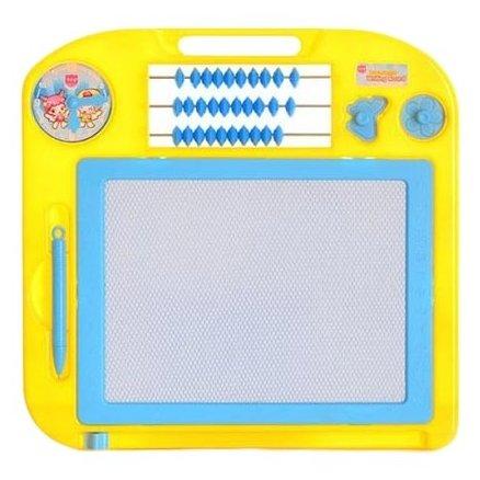 Доска для рисования детская Наша игрушка магнитная (635721)