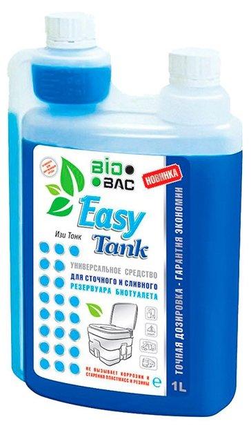 BioBac EASY TANK дезодорирующее средство для биотуалета 1 л