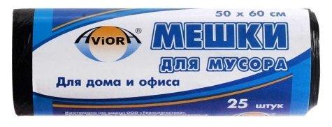 Мешки для мусора Aviora 106-017 30 л (25 шт.)
