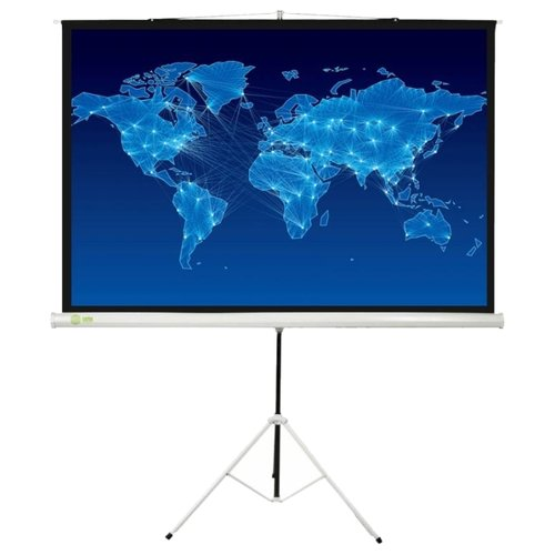 Фото - Рулонный матовый белый экран cactus Triscreen CS-PST-150x150 экран cactus triscreen cs pst 150x150 white