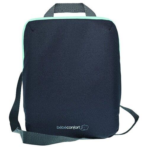 Bebe confort Контейнер-сумка термоизоляционная для детского питания, черный/зеленый