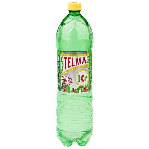 Вода питьевая Stelmas Zn Se негазированная, ПЭТ, 1.5 лВода<br>