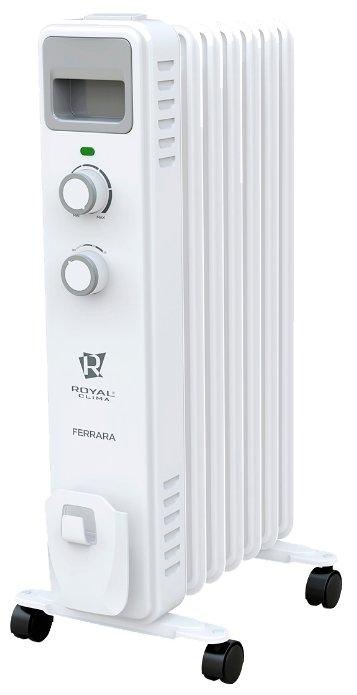 Масляный радиатор Royal Clima ROR-F7-1500M Ferrara фото 1