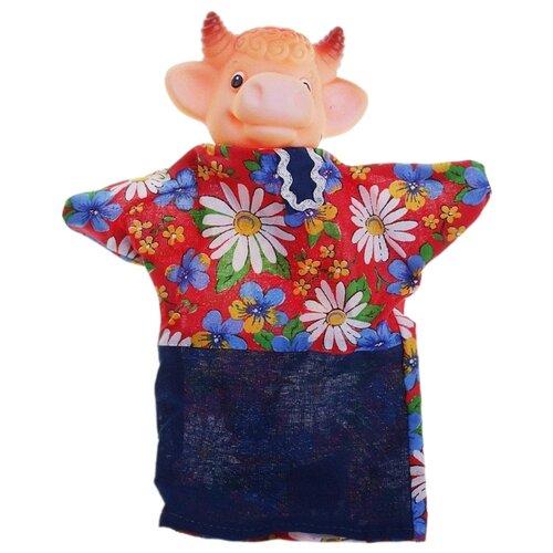 Фото - ОГОНЁК Кукла-перчатка Бычок (С-398) кукла огонёк арина с веснушками