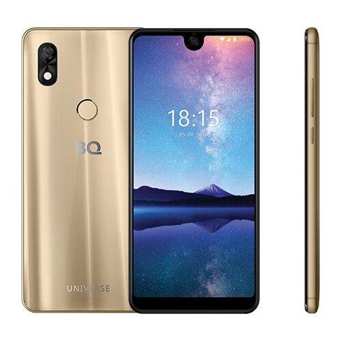 Смартфон BQ 6015L Universe золотой смартфон