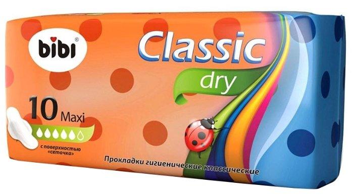 Bibi прокладки Classic Maxi Dry