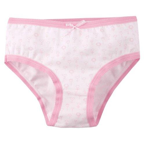Трусики Bossa Nova размер 34, розовые цветочкиБелье и купальники<br>