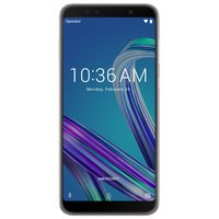 Смартфон Asus ZenFone Max Pro ZB602KL 3/32GB (серебристый)