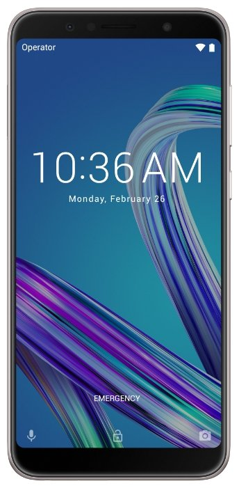 Смартфон ASUS ZenFone Max Pro M1 ZB602KL 3/32GB Синий