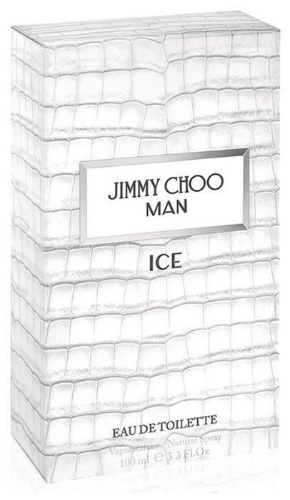 Туалетная вода Jimmy Choo Man Ice