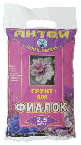 Грунт Антей для фиалок 2.5 л.