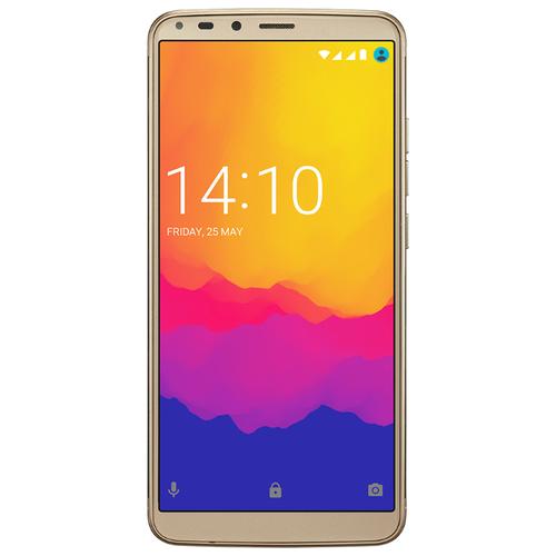 Смартфон Prestigio Grace P7 LTE золотой смартфон
