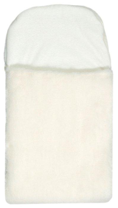 Вкладыш Сонный Гномик меховой вкладыш в конверт на выписку 65 см