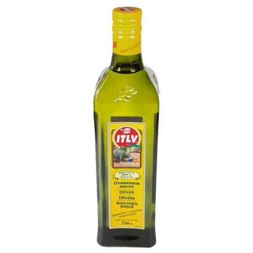 itlv масло оливковое extra virgen 0 75 л ITLV Масло оливковое Clasico 0.75 л