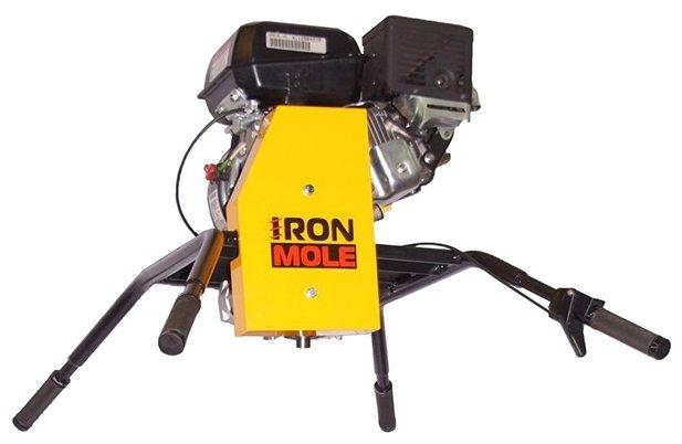 Мотобур Iron Mole C7 7 л.с.
