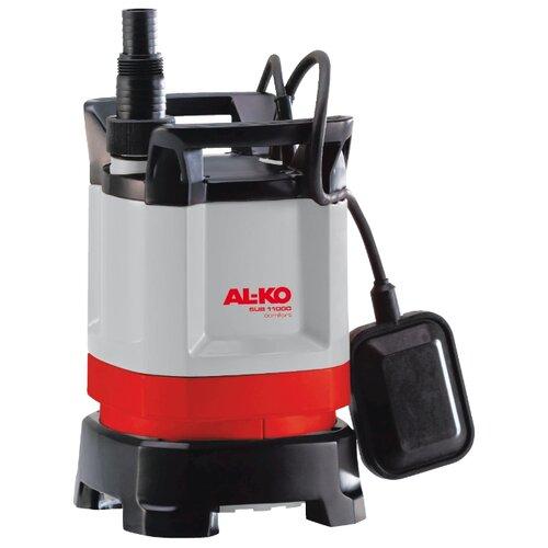 Фото - Дренажный насос AL-KO SUB 11000 Comfort (520 Вт) al ko
