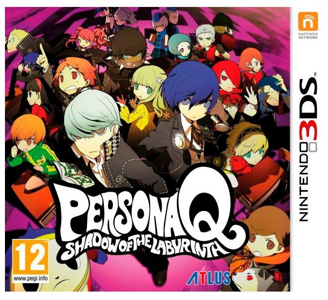 NIS America Persona Q: Shadow of the Labyrinth