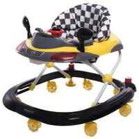 Ходунки Baby Care Prix желтый