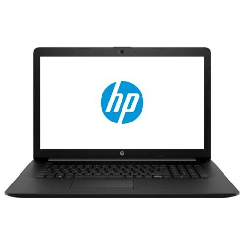 """Ноутбук HP 17-ca0157ur (AMD A4 9125 2300MHz/17.3""""/1600x900/4GB/256GB SSD/DVD-RW/AMD Radeon R3/Wi-Fi/Bluetooth/DOS) 12C92EA черный"""