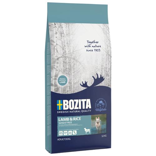 Корм для собак Bozita (12 кг) Lamb & Rice Wheat freeКорма для собак<br>