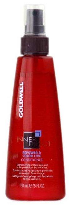 Goldwell INNER EFFECT REPOWER & COLOR LIVE Спрей-кондиционер для волос «Объем и сила»