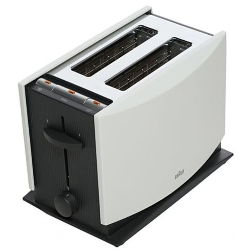 Тостер Braun HT 450, белый braun ht 600