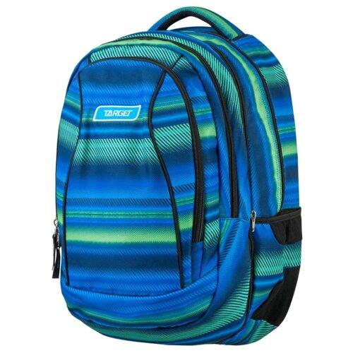 Target Рюкзак 2 в 1 Allover 5 (21438), голубой/зеленый