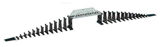 Mehano Мост с опорами F292