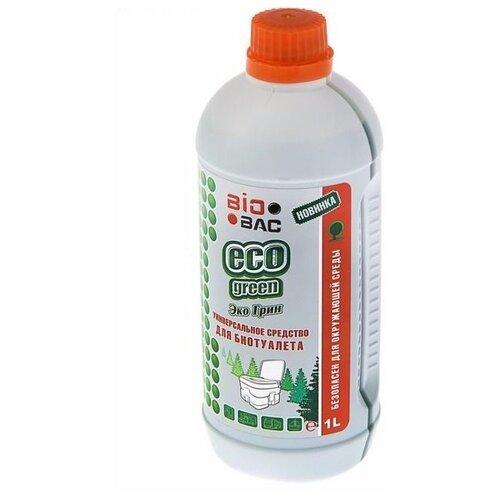 BioBac ECO GREEN универсальное средство 1 л