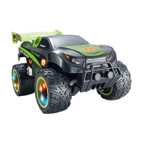 Купить Внедорожник Zhorya Max-7 (ZY447225) 1:12 31.5 см черный/зеленый, Радиоуправляемые игрушки