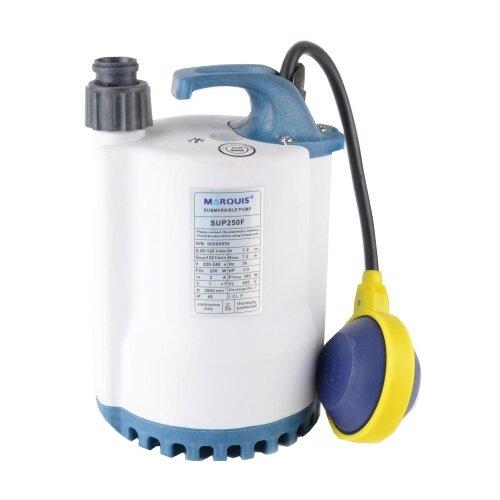 Дренажный насос для чистой воды MARQUIS SUP 250F (250 Вт) ваза marquis 7039 mr