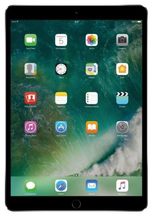 Apple Планшет Apple iPad Pro 10.5 64Gb Wi-Fi