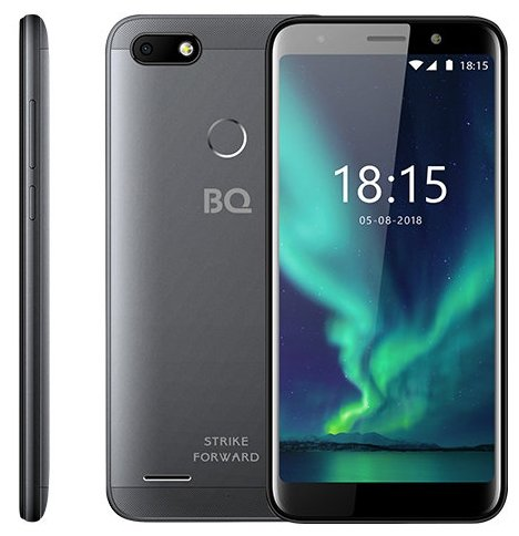 Характеристики модели Смартфон BQ 5512L Strike Forward на Яндекс.Маркете 448f3205f0173