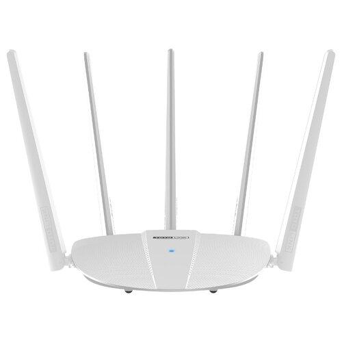 Wi-Fi роутер TOTOLINK A810R белый