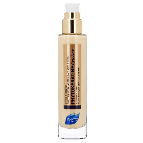 PHYTO Phytokeratine Крем для волос Экстрем Восстановление, 100 мл phyto для волос официальный сайт