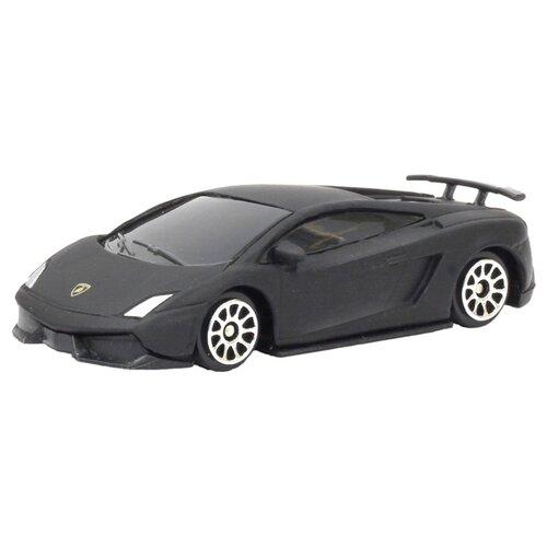 Легковой автомобиль Autogrand Lamborghini Gallardo Superleggera Black edition 3 (49438) 1:64 черный