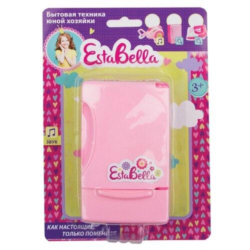 Купить Холодильник EstaBella 62065 розовый, Детские кухни и бытовая техника
