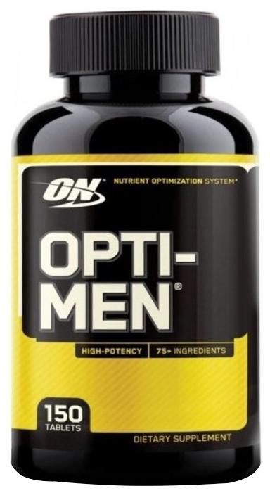 Минерально-витаминный комплекс Optimum Nutrition Opti-Men (150 таблеток)