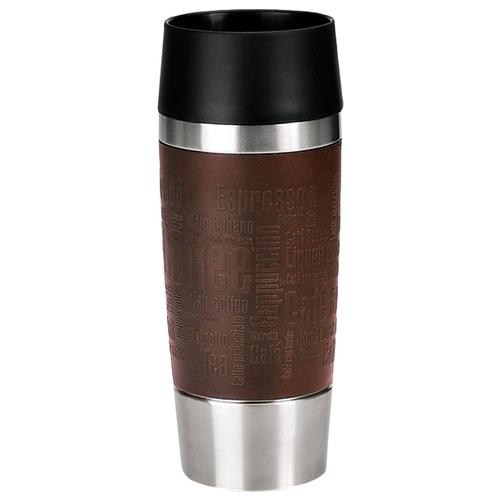 Фото - Термокружка EMSA Travel Mug, 0.36 л коричневый термокружка emsa travel mug grande 0 5 л красный
