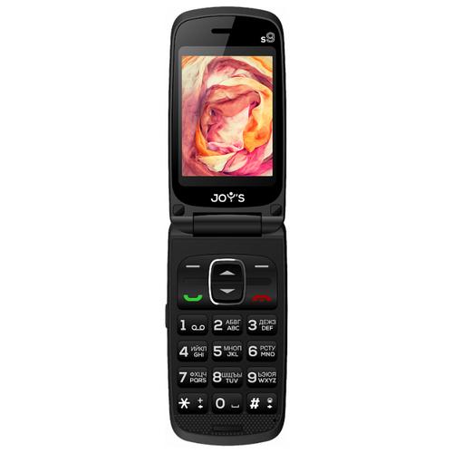 Телефон JOY'S S9 красный телефон