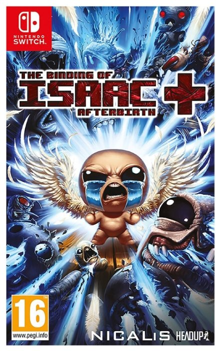 Nicalis The Binding of Isaac: Afterbirth+