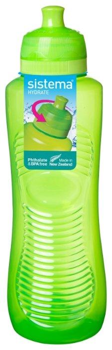 Бутылка Sistema Hydrate 850 для воды 0.8 л