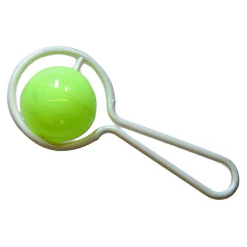 Купить Погремушка Аэлита Шарик светло-зеленый, Погремушки и прорезыватели