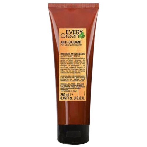 Dikson Every Green Антиоксидантная маска для волос для ежедневного применения, 250 мл
