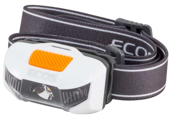 Налобный фонарь ECOS FLHB6040