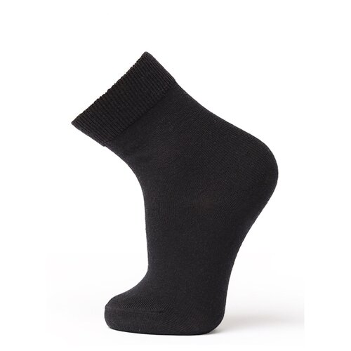 Носки NORVEG Merino Wool 9WURU, размер 35-38, черный