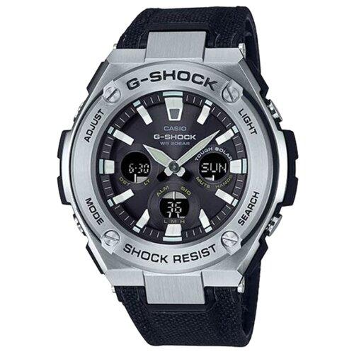 Наручные часы CASIO GST-S330AC-1A наручные часы casio gst b400d 1a