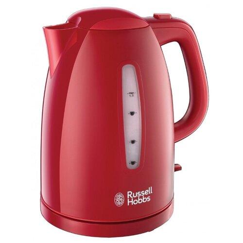 Фото - Чайник Russell Hobbs 21272-70, red чайник russell hobbs 21272 70 red