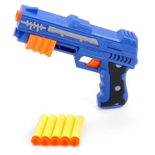Бластер Играем вместе (1608G372-R), Игрушечное оружие и бластеры  - купить со скидкой